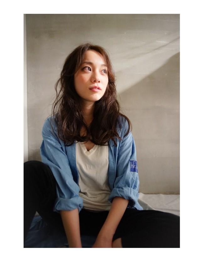 siika 学芸大学 美容室 ヘアスタイル ロング 島田 新